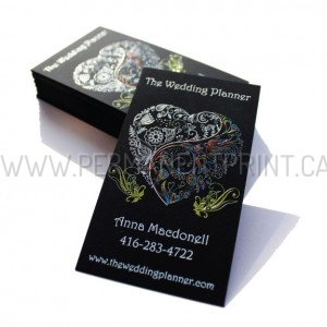 Full Color Printing on Black