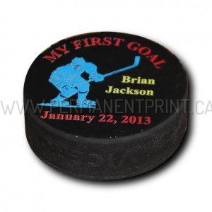Toronto Personalized Hockey Pucks Printing