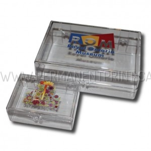 Custom Printed Clear Boxes