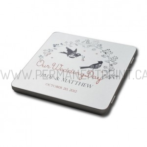 Custom Printed Metal CD Tin