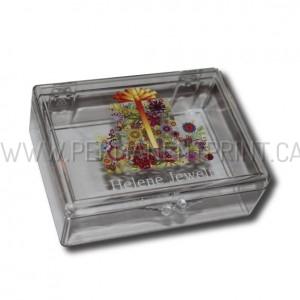 Custom Clear Plastic Boxes