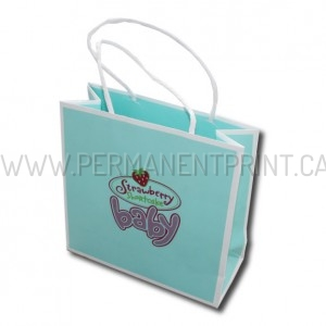 Custom Printed Shopping Bags Toronto