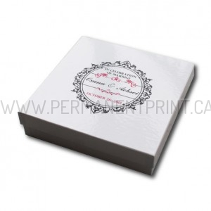Direct Print on Gift Boxes