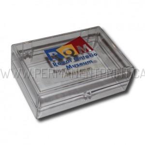 Custom Printed Clear Box