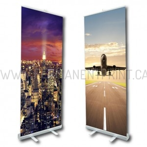 Pull Up Banners Printing Toronto