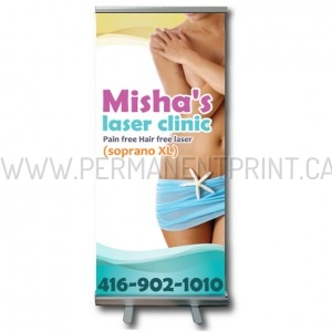 Toronto Pull-Up Banner Printing