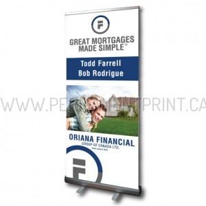 Toronto Retractable Banners Printing