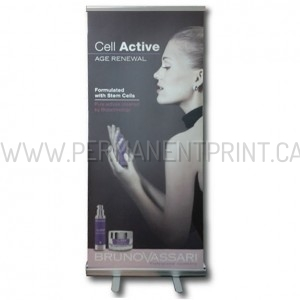 Toronto Retractable Banner Stand