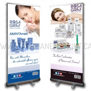 Toronto Retractable Banners Printing