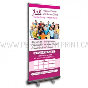 Toronto Roll-Up Banners Printing