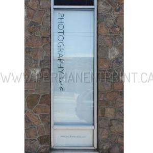 Window Decals North York