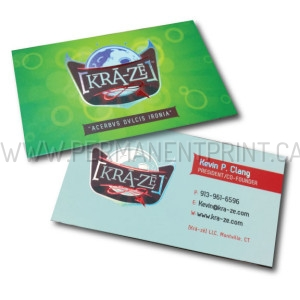 Business Cards Foil Stamping