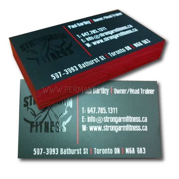 Unique business cards archives permanent print color edge business cards toronto reheart Images